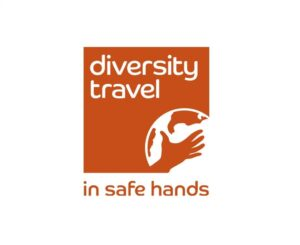 This is the Diversity Travel Logo